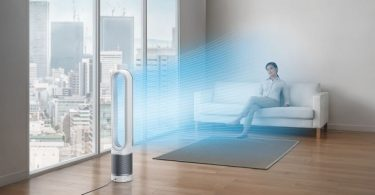 Ventilateur Dyson Pure Hot + Cool Link